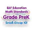 EAI® Education Math Standards Small Group Kit: PreK