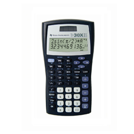 Texas Instruments® TI-30X IIS Scientific Calculator