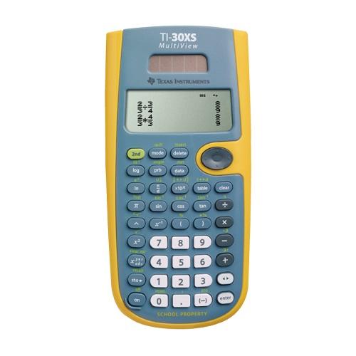 Texas Instruments 174 Ti 30xs Multiview Ez Spot Scientific