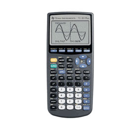 Texas Instruments® TI-83 Plus Graphing Calculator - Teacher Pack (10 Calculators)