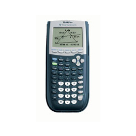 Texas Instruments® TI-84 Plus Graphing Calculator