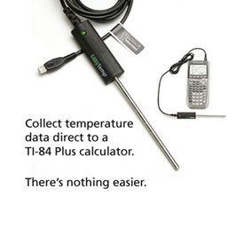 Vernier EasyTemp® Temperature Probe (EZ-TMP)